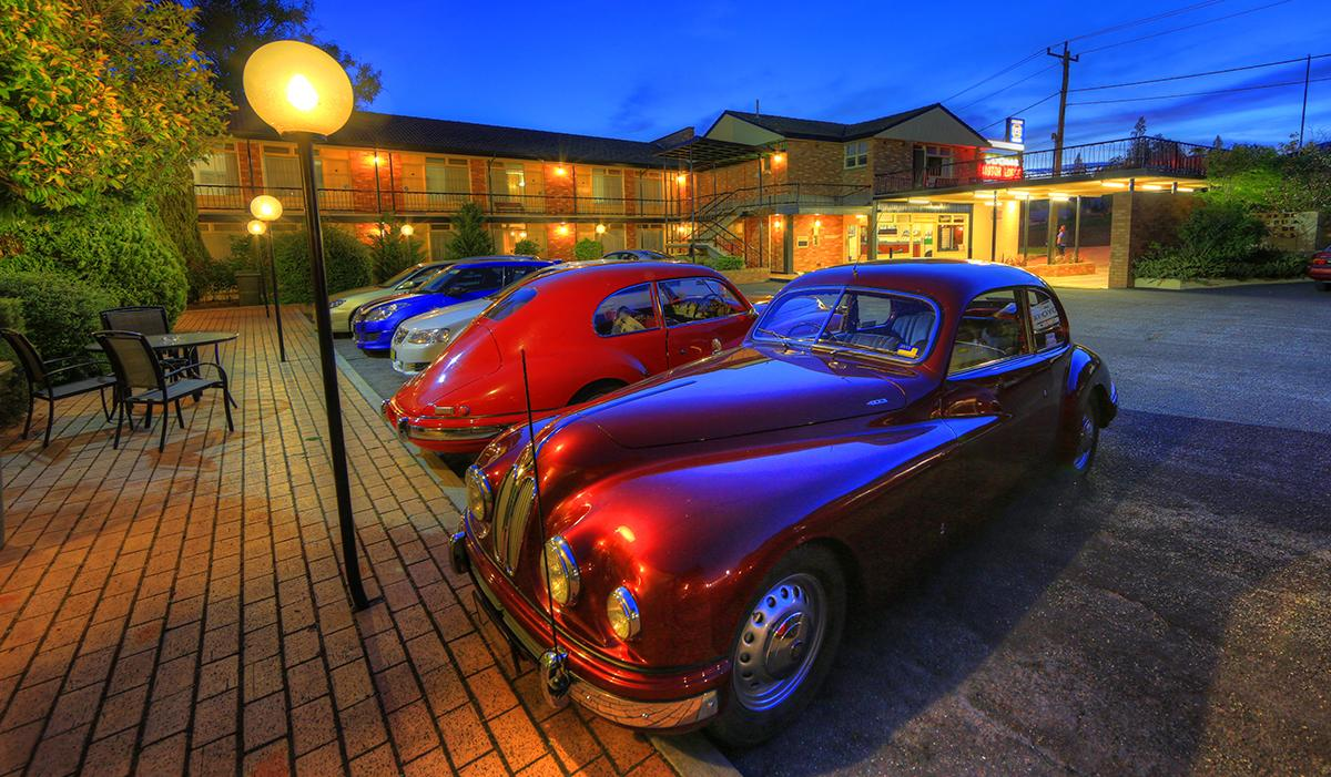 Cooma Motor Lodge Motel - Australia Accommodation
