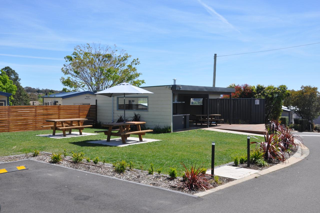 Crestview Tourist Park - Australia Accommodation
