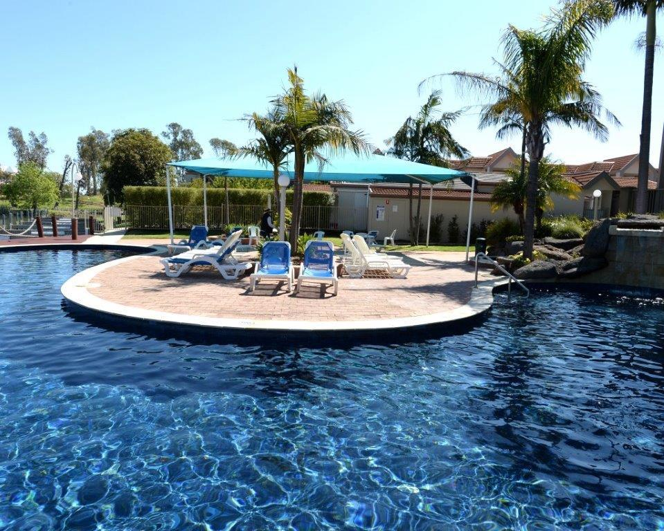 Yarrawonga Waterfront Apartments - Australia Accommodation