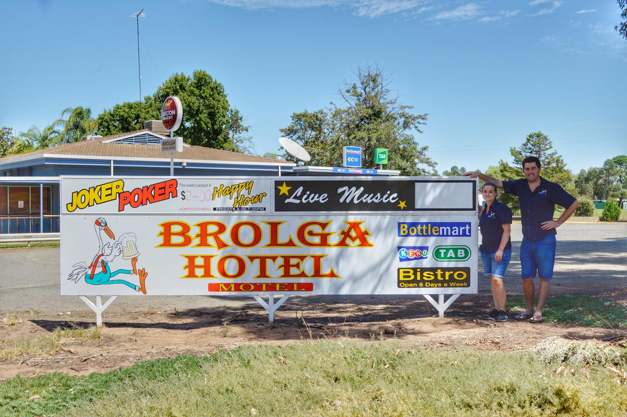 Brolga Hotel Motel - Coleambally - Australia Accommodation