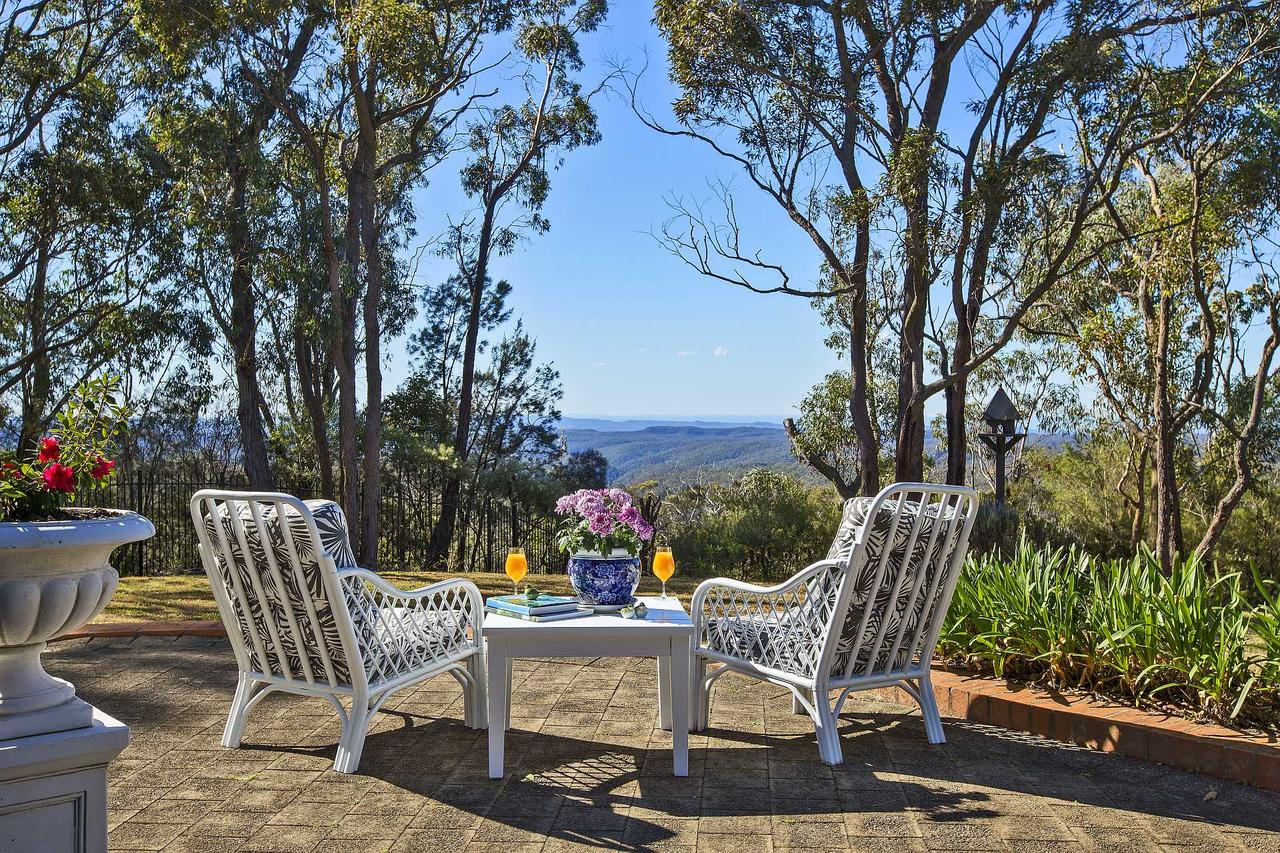 Mountainside B  B - Australia Accommodation