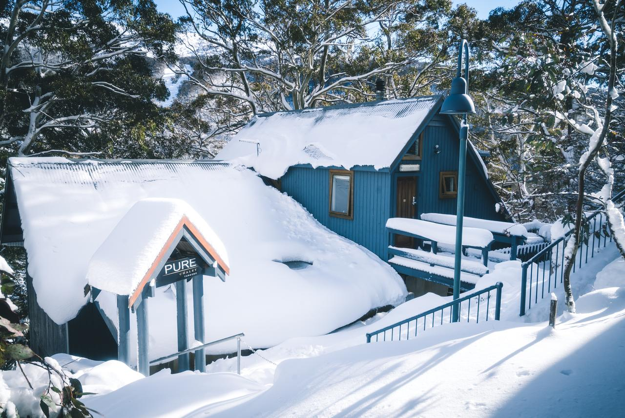 Pure Chalet Thredbo - Australia Accommodation