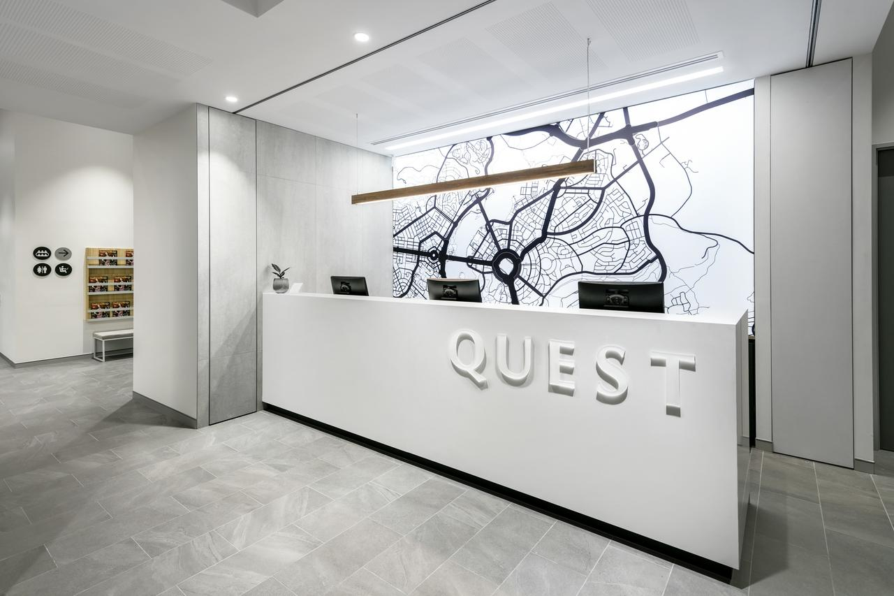 Quest Canberra City Walk - Australia Accommodation