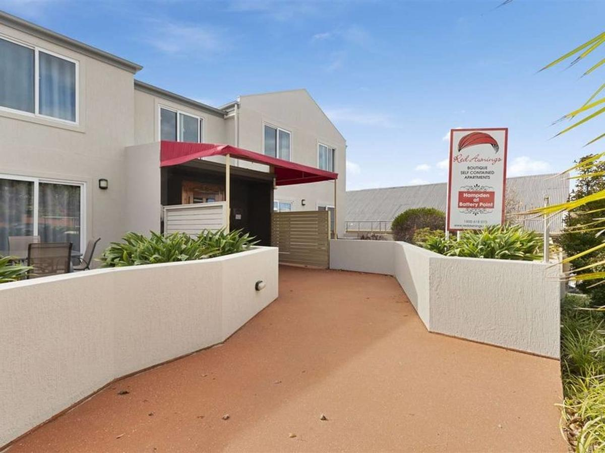 battery point apartment with car park - Australia Accommodation