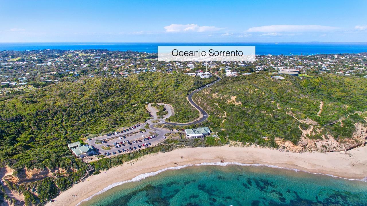 Oceanic Sorrento - Australia Accommodation