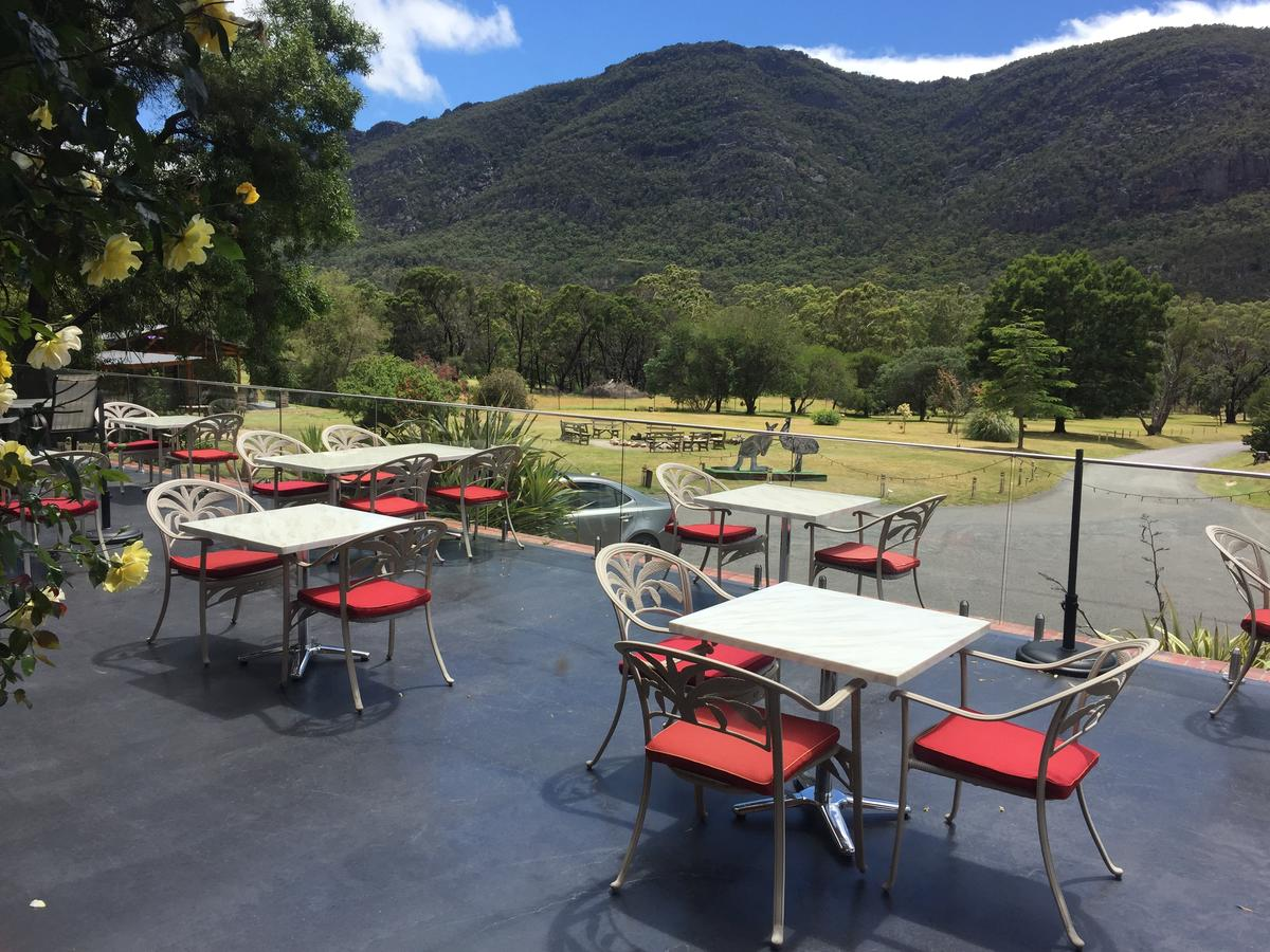 The Grampians Motel and The Views Bar  Restaurant - Australia Accommodation
