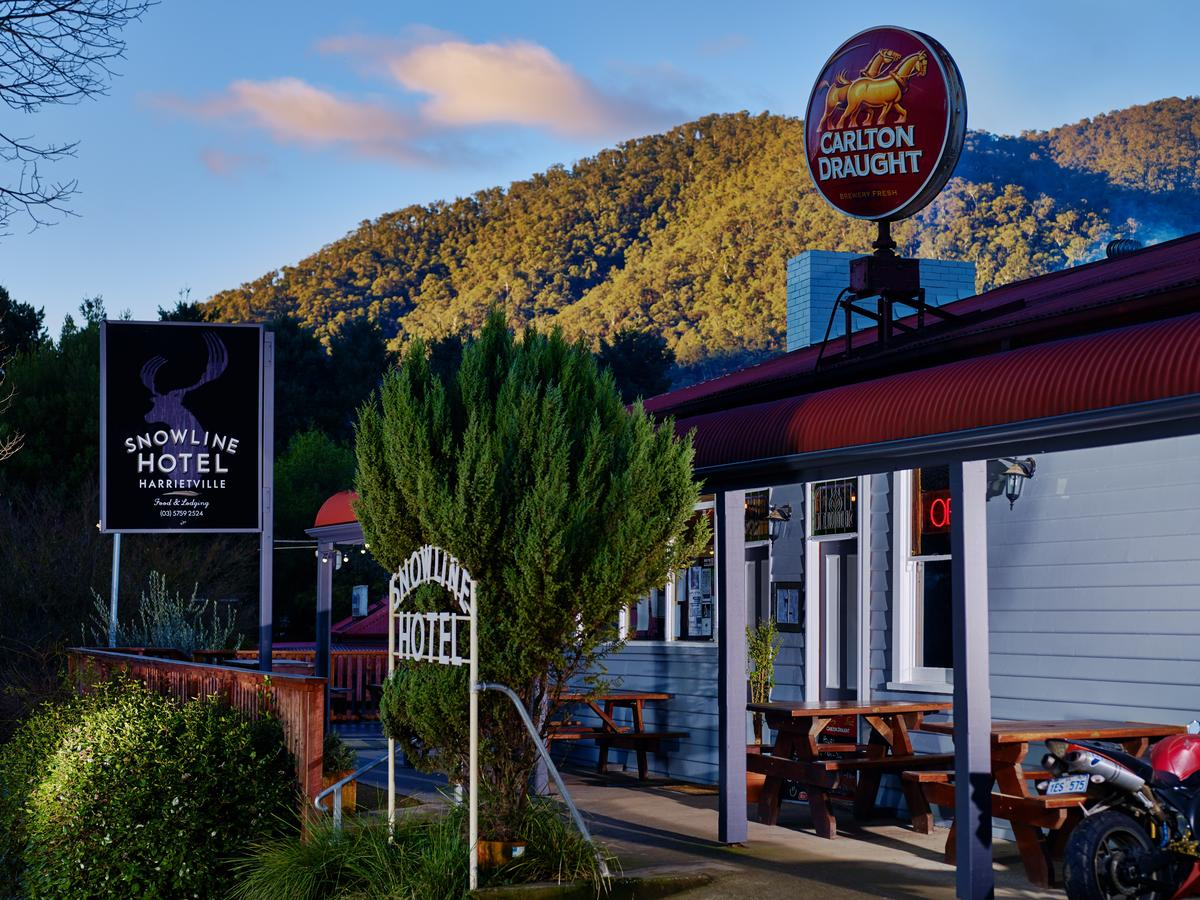 The Harrietville Snowline Hotel - Australia Accommodation