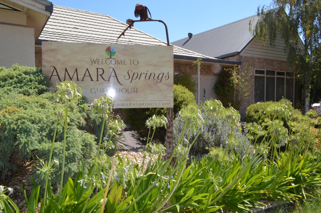 Amara Springs Guest House - Australia Accommodation