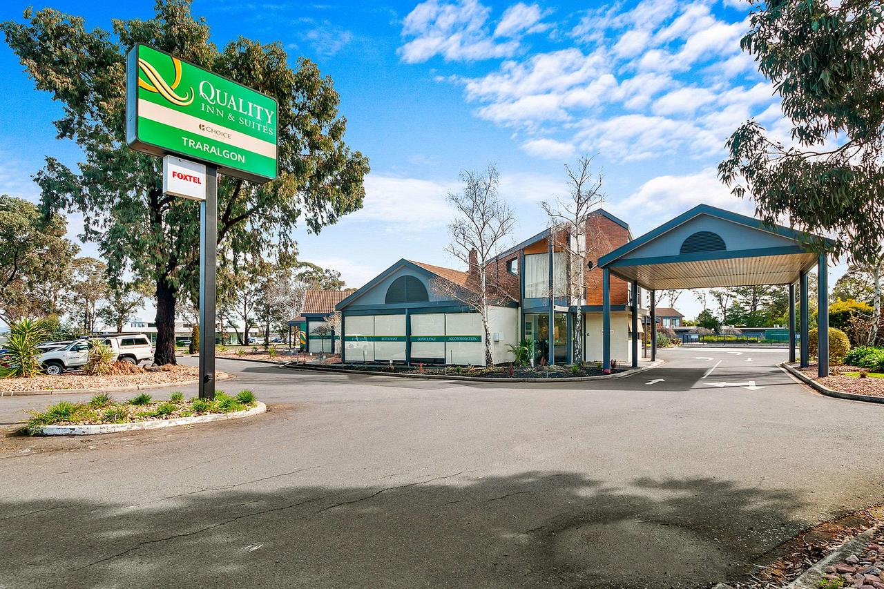 Quality Inn  Suites Traralgon - Australia Accommodation
