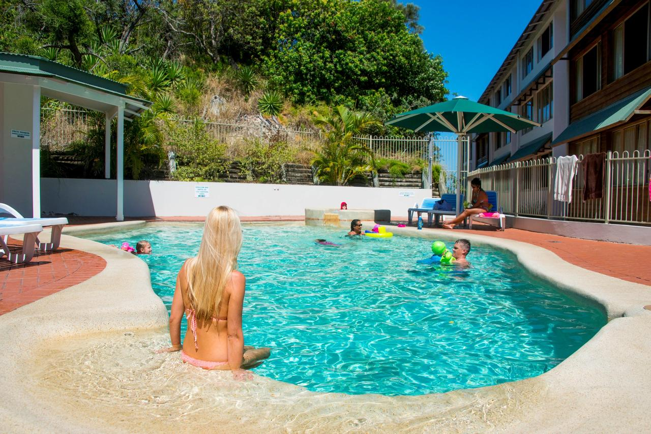 Whale Watch Ocean Beach Resort - Australia Accommodation
