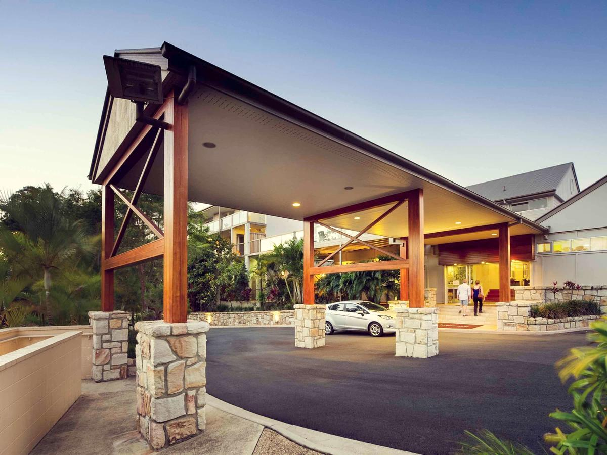 Mercure Clear Mountain Lodge - Australia Accommodation
