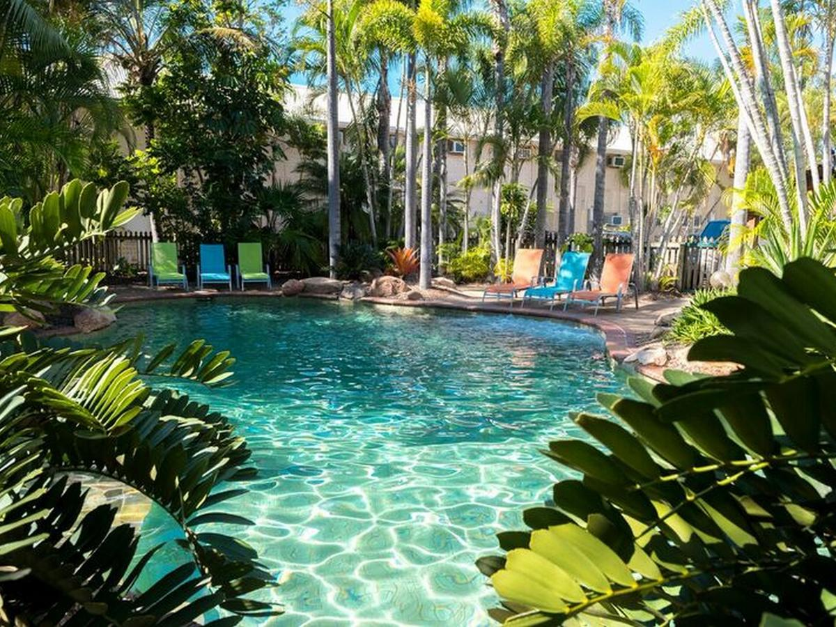 The Beach Motel Hervey Bay - Australia Accommodation