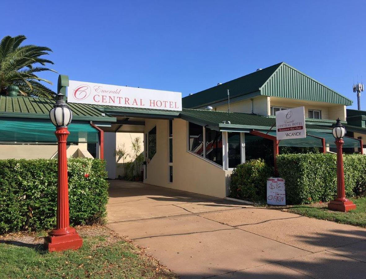 Emerald Central Hotel - Australia Accommodation