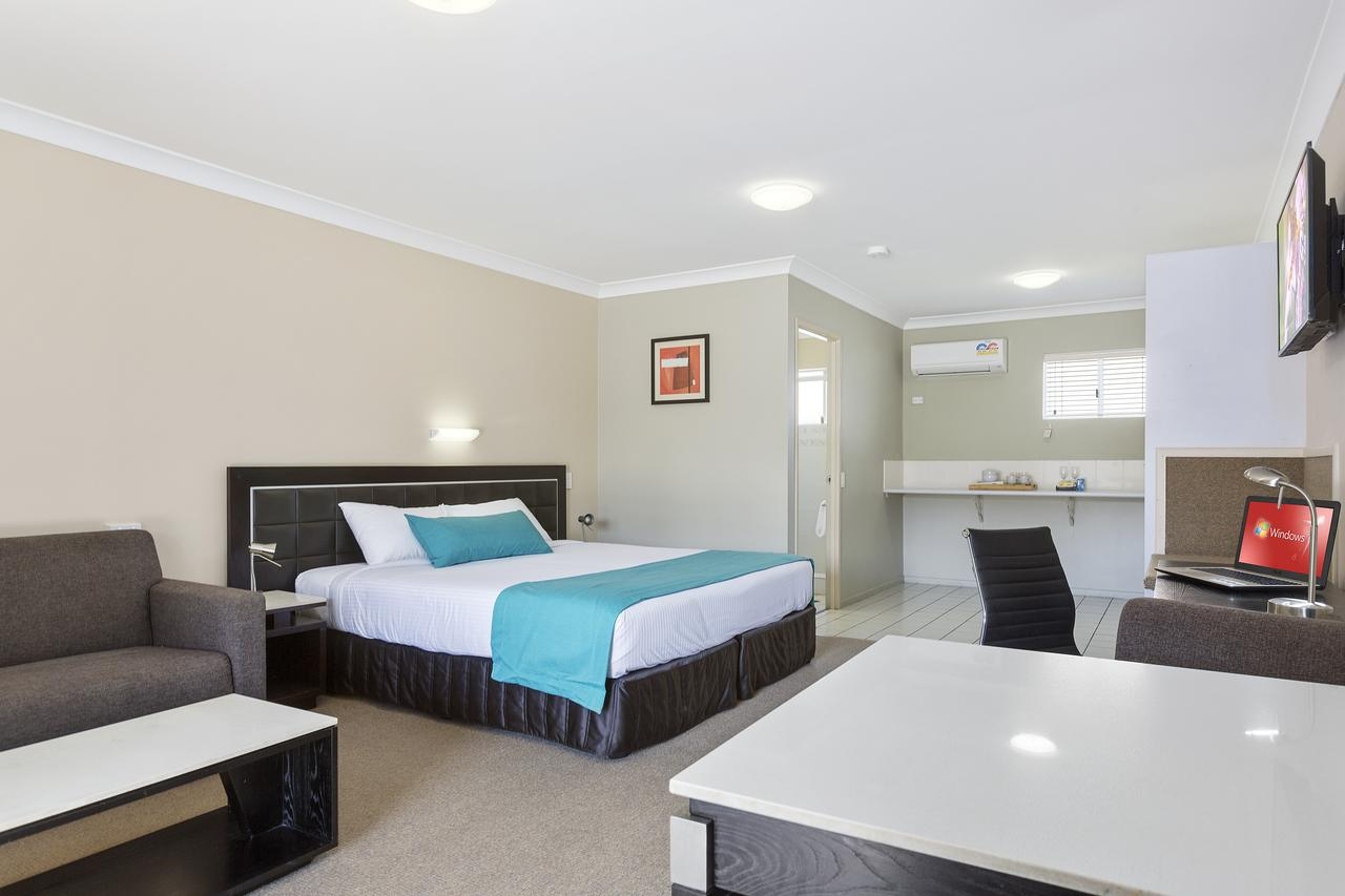 Comfort Inn North Brisbane - Australia Accommodation