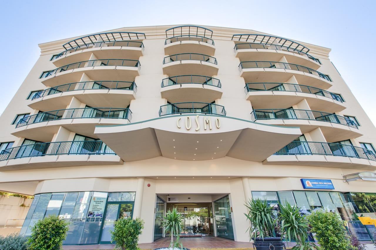 Central Cosmo Apartment Hotel - Australia Accommodation