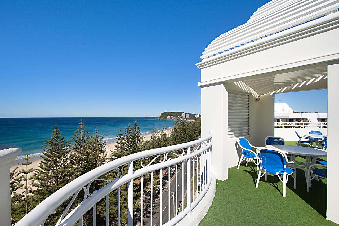 Burleigh Mediterranean Resort - Australia Accommodation