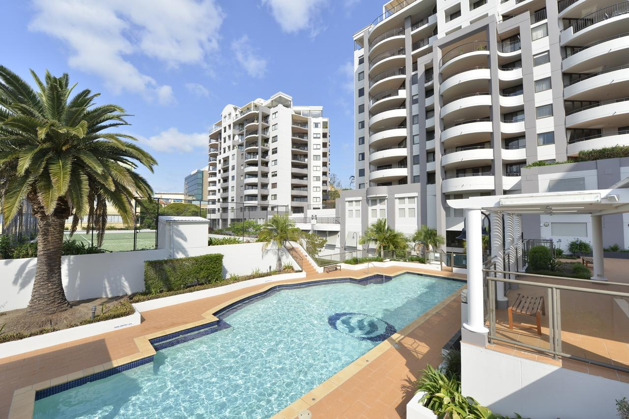 The Oasis Apartments - Australia Accommodation