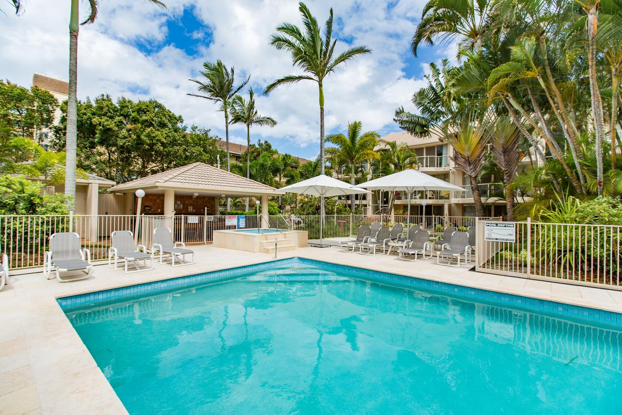 Miami Beachside Holiday Apartments - Australia Accommodation