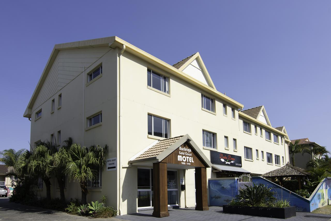 Burleigh Gold Coast Motel - Australia Accommodation
