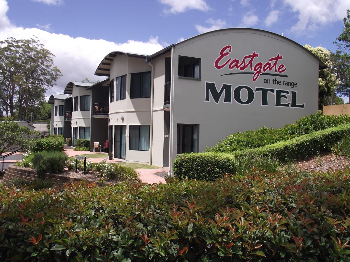 Eastgate Motel on the Range - Australia Accommodation