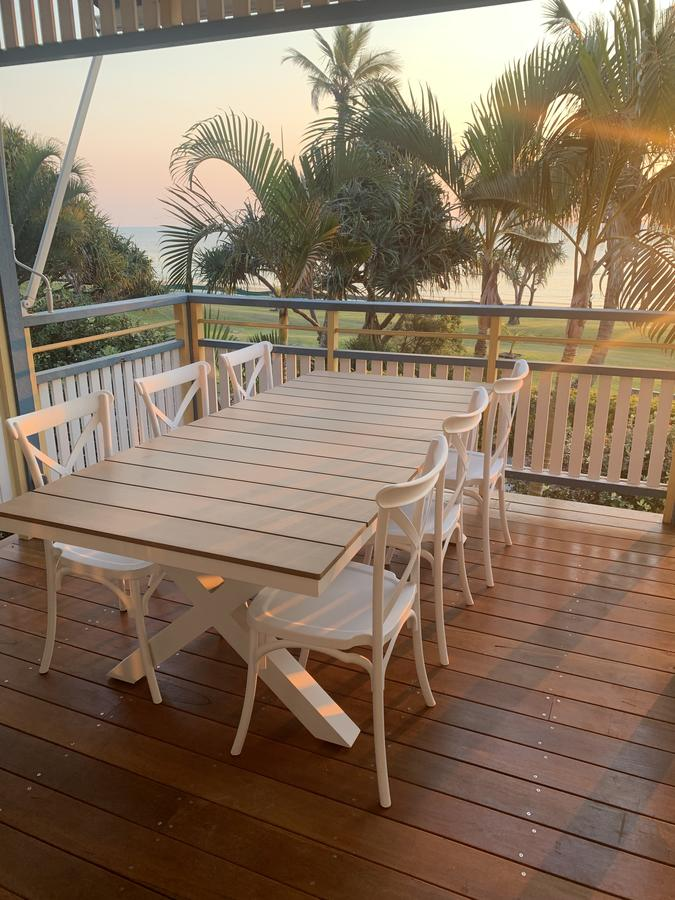 Beach front Villa at Tangalooma - Australia Accommodation