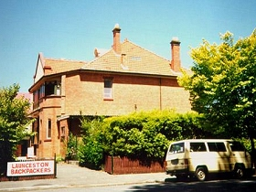 Launceston Backpackers - Australia Accommodation