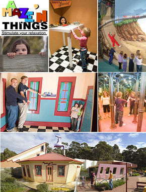 A Maze 'N Things - Australia Accommodation