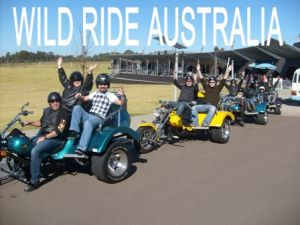 A Wild Ride - Australia Accommodation