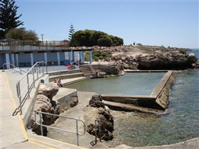 Edithburgh Tidal Pool - Australia Accommodation