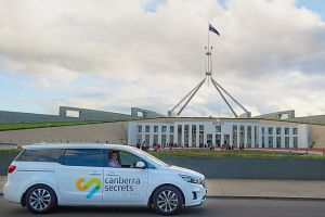 Canberra Secrets Highlights Tour - Australia Accommodation