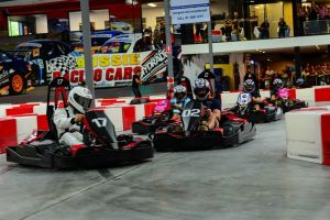 Indoor Go-Kart Racing at Game Over on the Gold Coast - Australia Accommodation