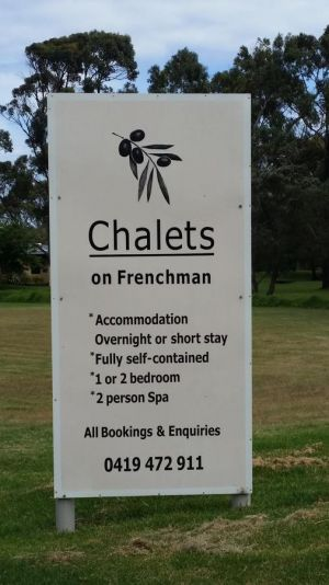 Chalets on Frenchman - Australia Accommodation